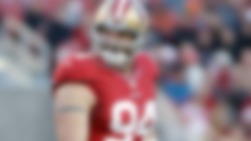 Niners to meet with Justin Smith about playing future