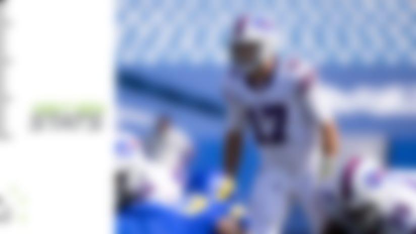 Next Gen Stats: How Josh Allen's Bills held off Rams