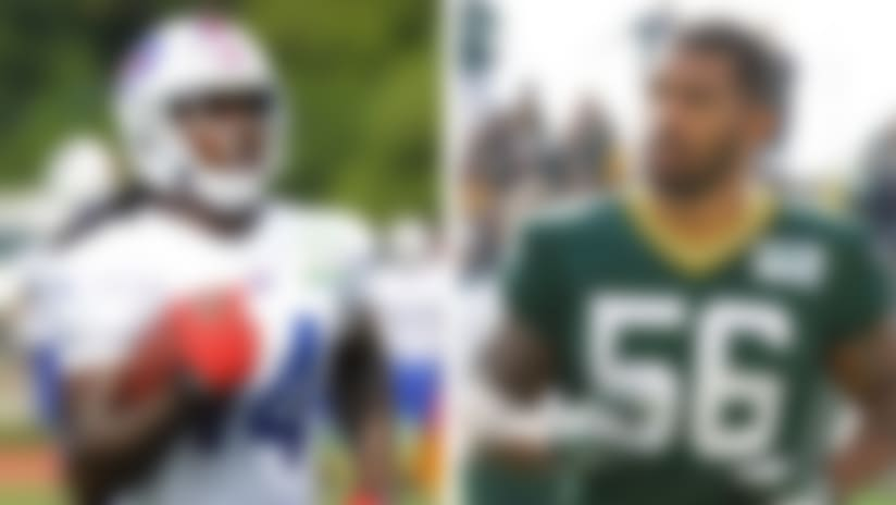 NFL training camp buzz: EJ Manuel, Geno Smith ready to rise?