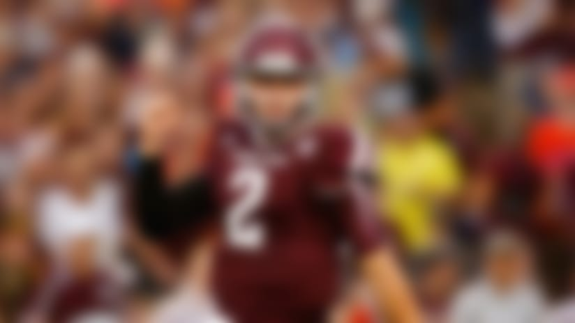 Replacing Johnny Manziel more difficult than expected for TAMU