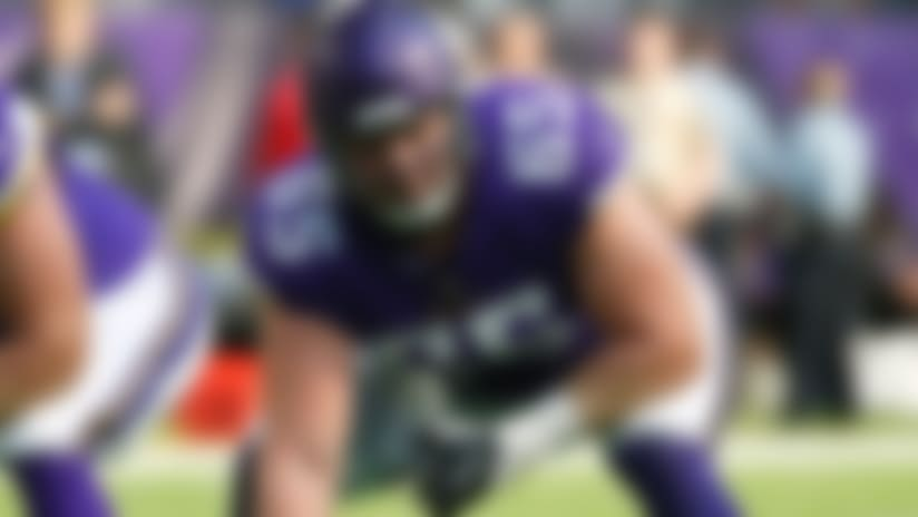 NFL Network's Tom Pelissero: Minnesota Vikings center Pat Elflein will start Thursday vs. Los Angeles Rams