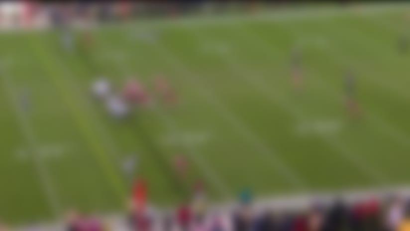 Niners unveil unique punt formation against the Seahawks