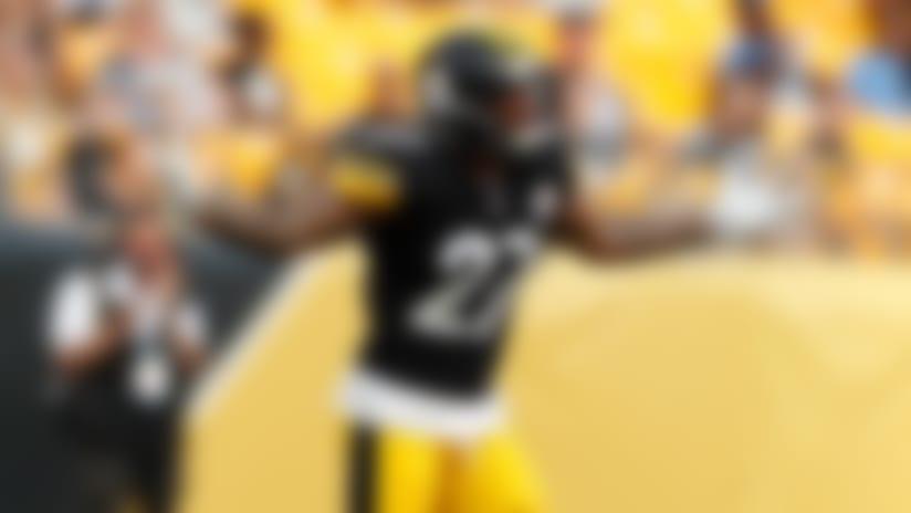 Steelers seal victory with deep-heave interception