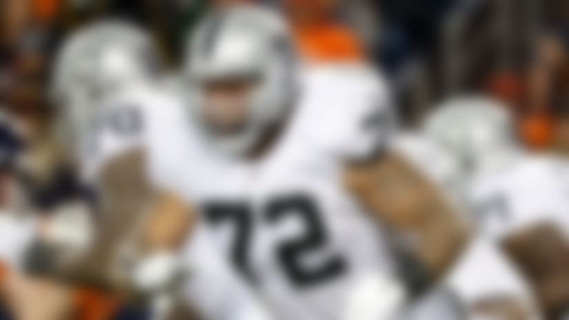 Injury roundup: Donald Penn (knee) not practicing
