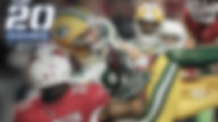 Top 20 Games of 2015: No. 1 -- Packers at Cardinals