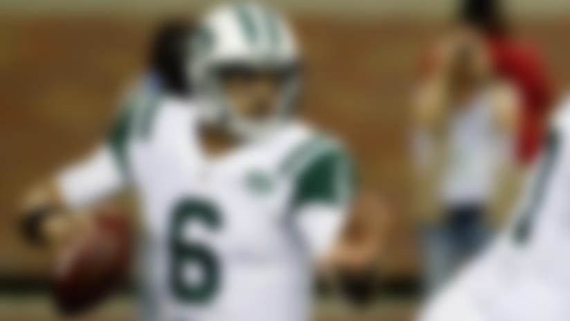 Mark Sanchez throws pick-six as New York Jets fall short to Detroit Lions