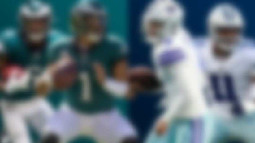 What to watch for in Eagles-Cowboys
