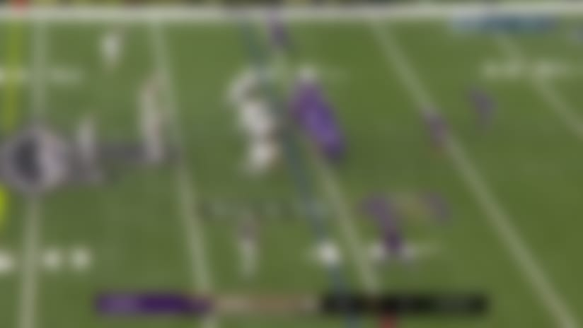 Dalvin Cook's best plays from 130-yard game | NFC Wild Card