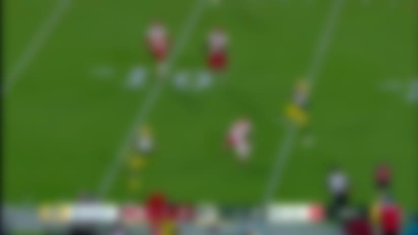 Can't-Miss Play: Manny Wilkins channels Josh Allen on QB hurdle