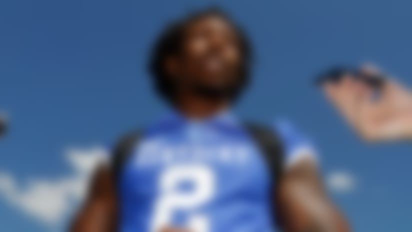 Kentucky's Bud Dupree predicts he'll 'blow up' combine
