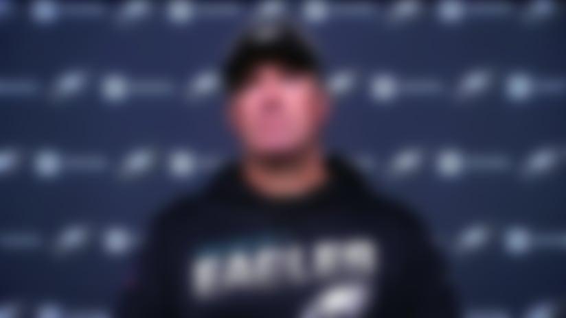 Doug Pederson gives cryptic answer regarding Wentz's starting status