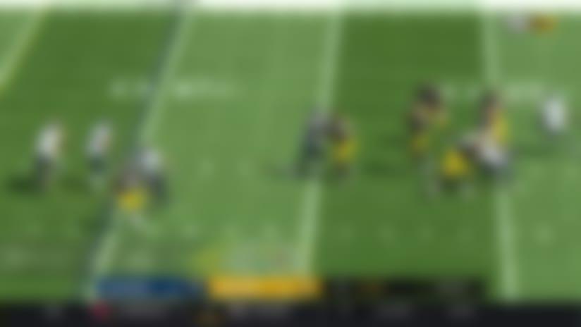 Clowney, Seahawks surround Big Ben for third-down sack