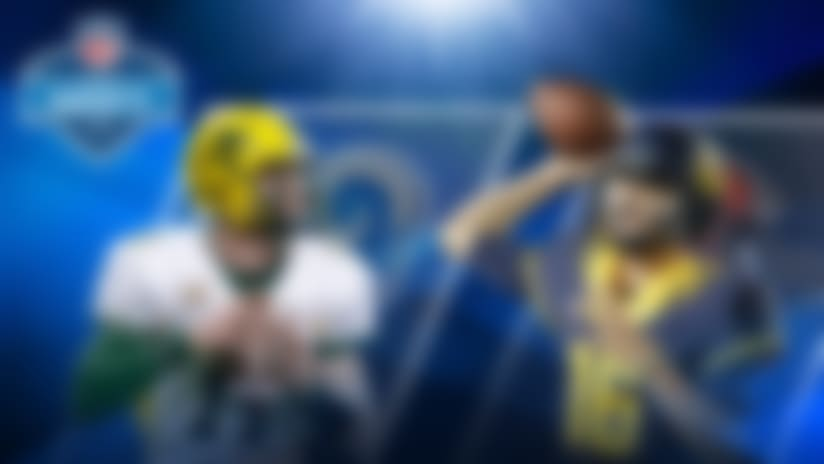 Davis mock draft 5.0: Wentz and Goff go 1-2