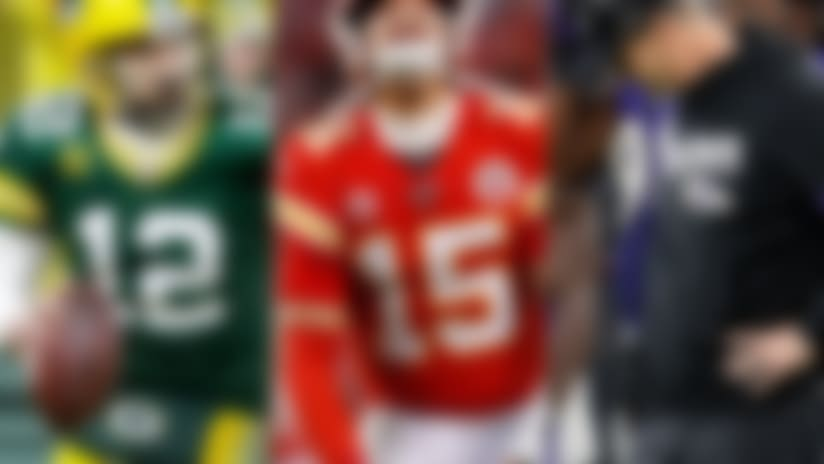 NFL Divisional Round winners/losers: Patrick Mahomes isn't fair