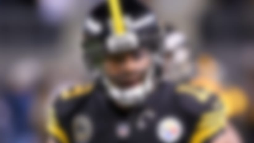 Pittsburgh Steelers wide receiver JuJu Smith-Schuster (19) warms up before an NFL football game against the Tennessee Titans in Pittsburgh, Thursday, Nov. 16, 2017. (AP Photo/Don Wright)
