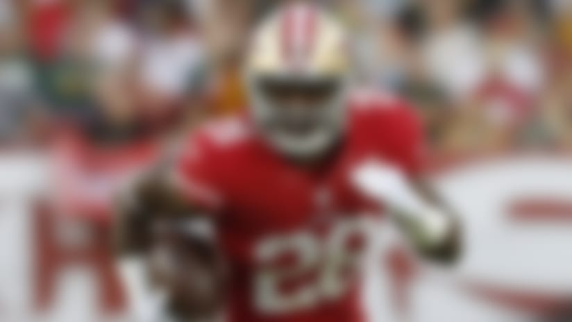 Injuries: Carlos Hyde (concussion) cleared for activity