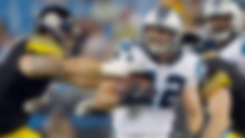 Ted Ginn Jr. shines as Carolina Panthers stifle Pittsburgh Steelers