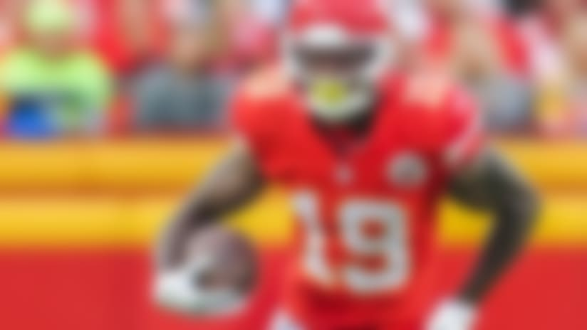 Jeremy Maclin to return for Chiefs' tilt with Raiders