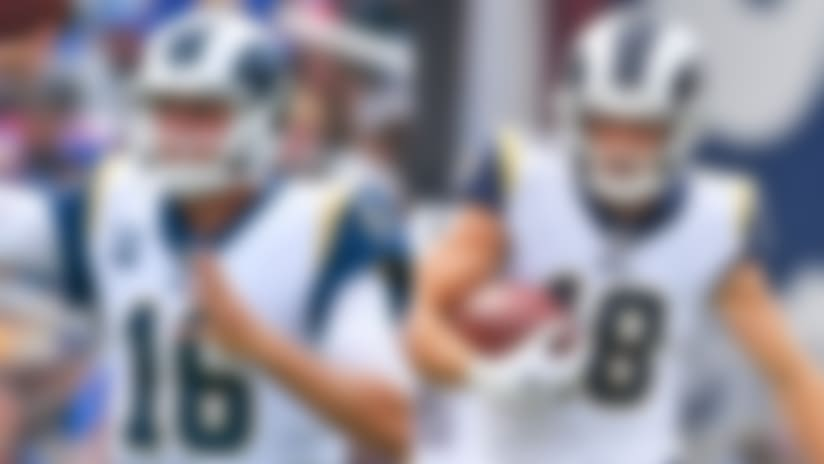 Jared Goff, Cooper Kupp spearhead Rams' offensive resurgence