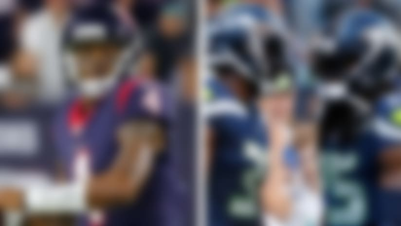 Cheat Sheet: Deshaun Watson vs. Legion of Boom
