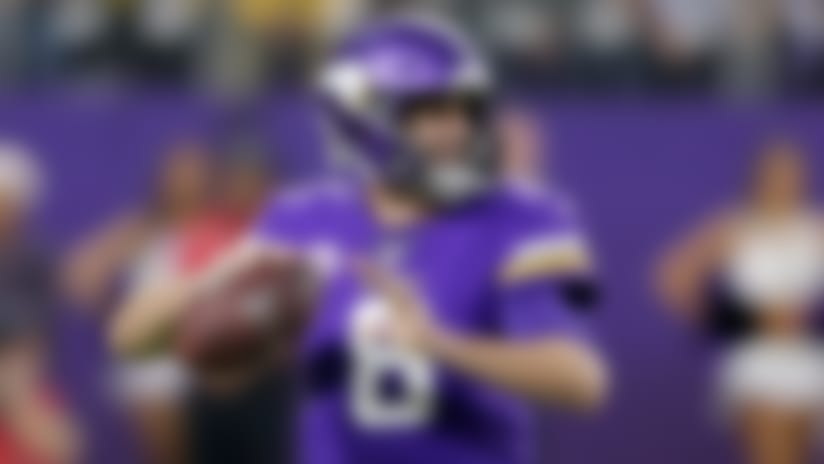 Game Theory: One stat category that Kirk Cousins owns over all NFL QBs