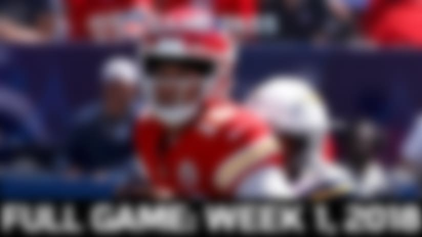 Full NFL Game: Chiefs vs. Chargers - Week 1, 2019 | NFL Game Pass
