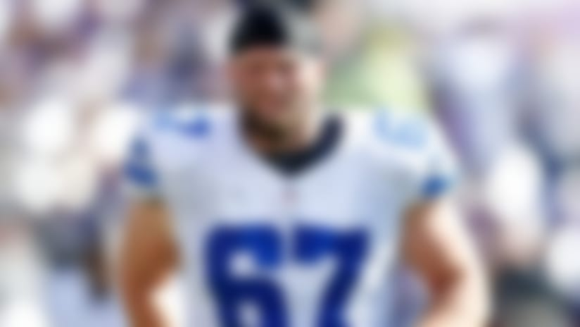 Indianapolis Colts center Phil Costa retires at age 26