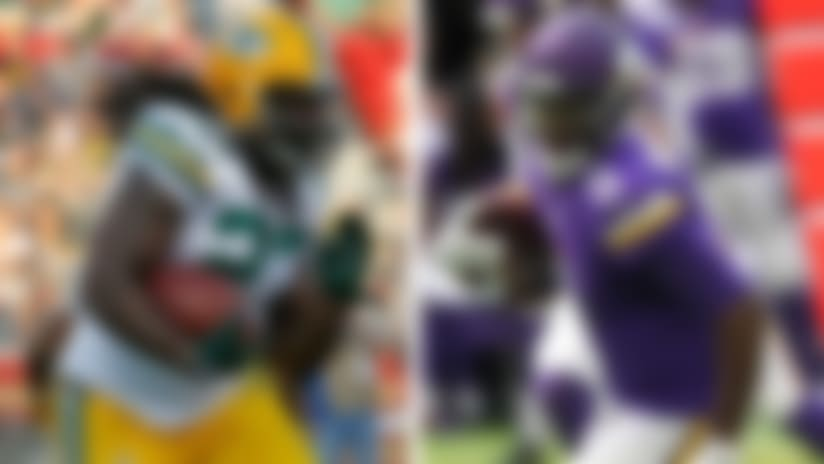 NFC North preview: The Pack's back; Vikings on the rise