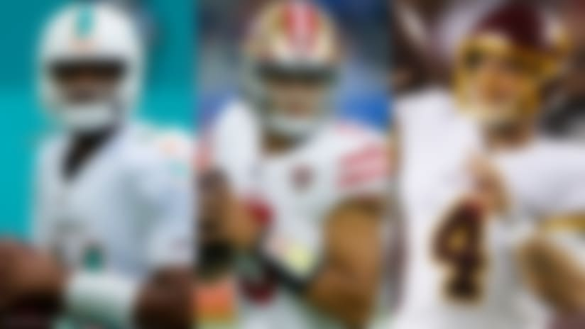 2021's top backup QBs