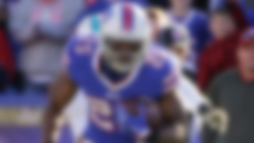 Injuries: LeSean McCoy's status up in the air for 'TNF'