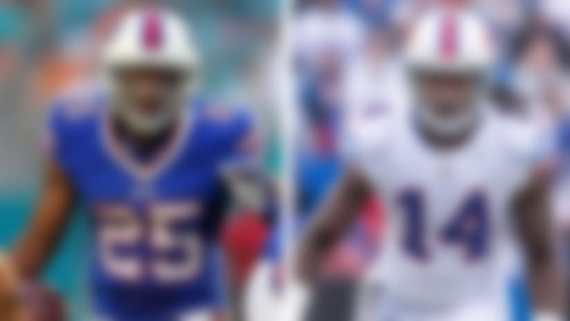 Injuries: McCoy, Watkins return to Bills practice