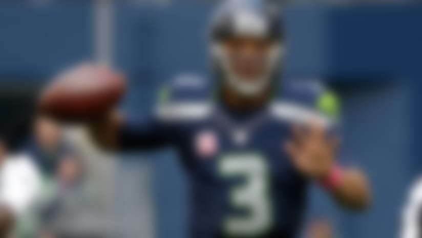Russell Wilson proves to be a 'magician' in win over Falcons