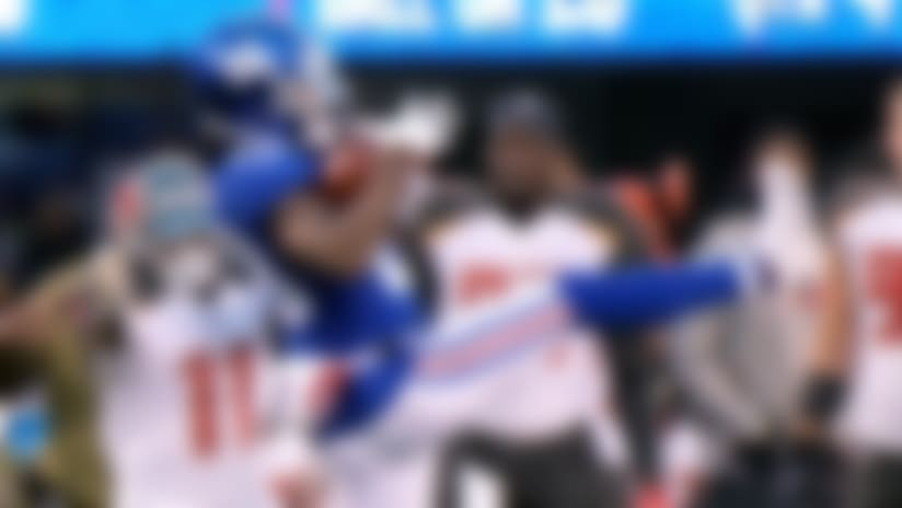B.W. Webb intercepts Winston to seal the game
