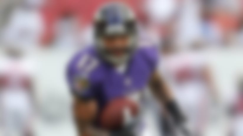 Tandon Doss on block? Ravens shopping wide receivers