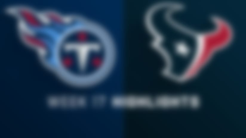 Titans vs. Texans highlights | Week 17