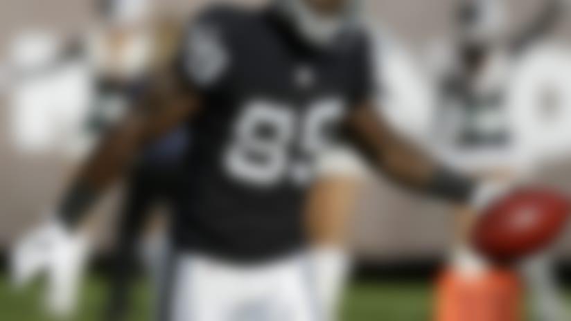 Report: Oakland Raiders to release James Jones