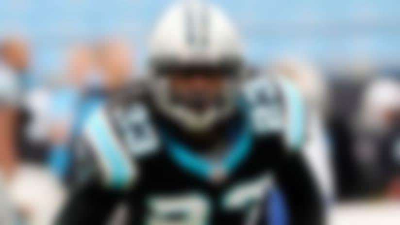 Carolina Panthers place Sherrod Martin on injured reserve