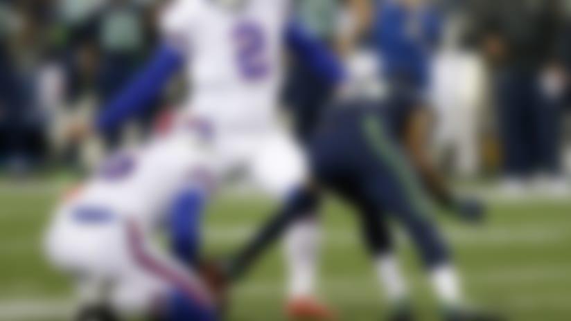 Richard Sherman fined for hit on Dan Carpenter