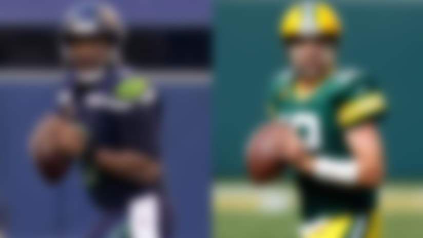 QB Index, Week 3: Russell Wilson, Aaron Rodgers vying for No. 1; Josh Allen hits top five