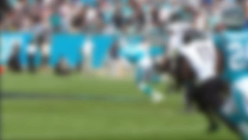 Can't-Miss Play: Brian Burns torches Jags for 66-YARD defensive TD