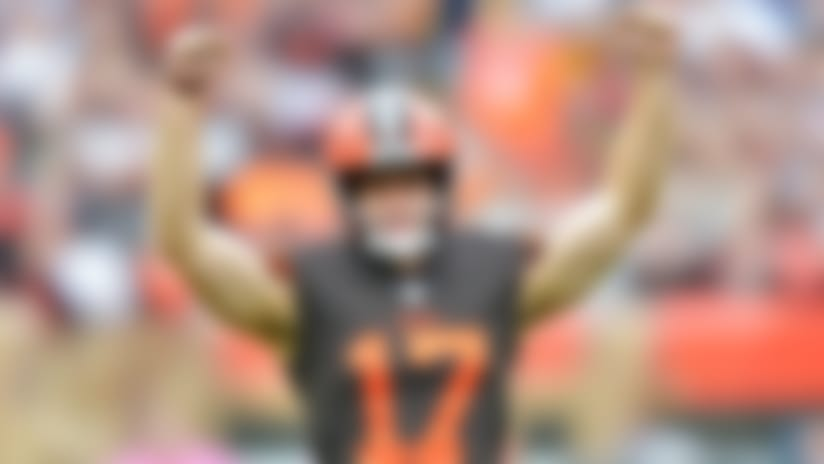 Greg Joseph nails overtime FG to win it for the Browns
