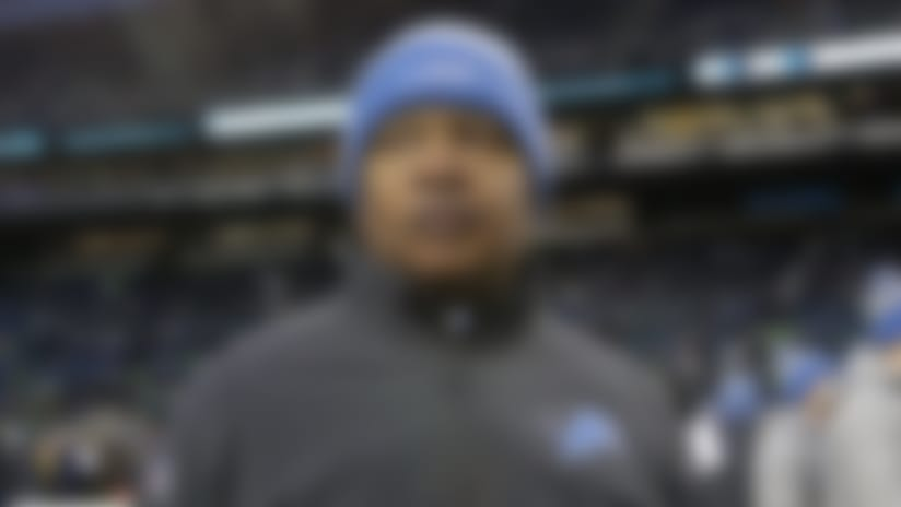Jim Caldwell defends Lions' gutsy fourth-down call