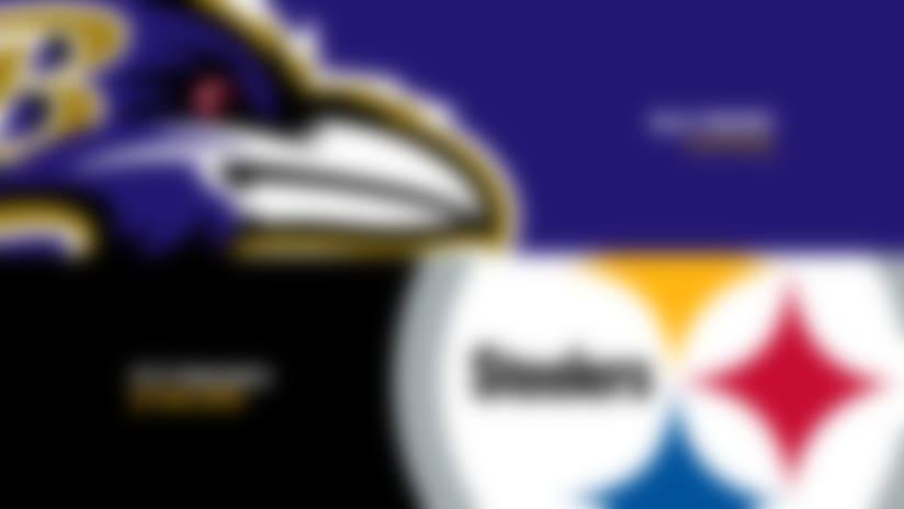 ravens steelrs