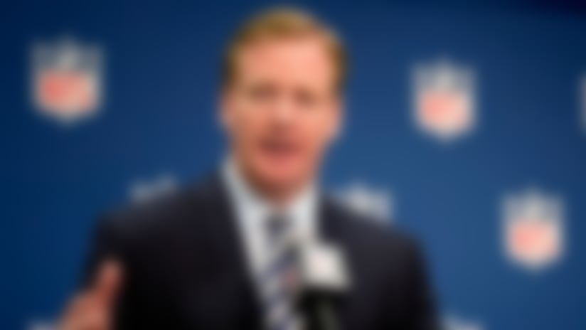 Roger Goodell apologizes for decision in Ray Rice case