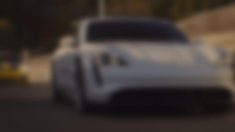 Porsche: 'The Heist'