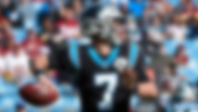 Panthers trade QB Kyle Allen to Redskins