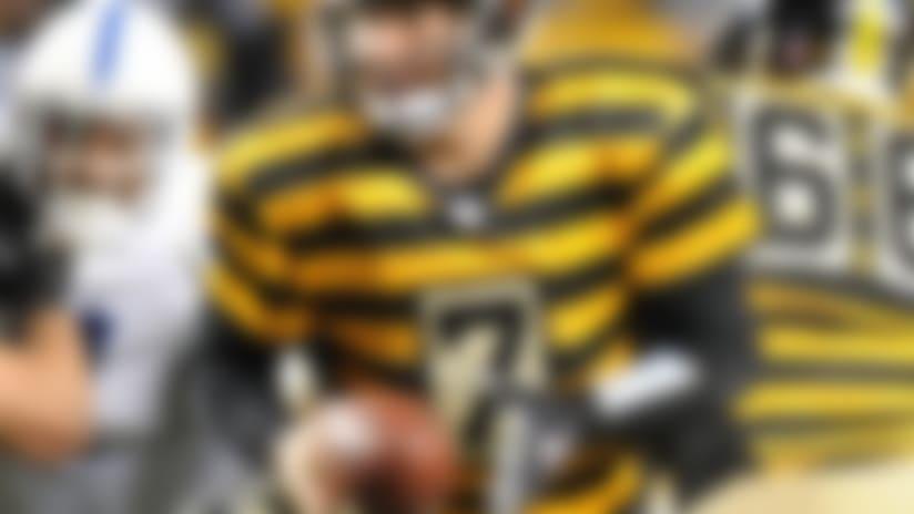 Ben Roethlisberger's Week 8 play among NFL's best