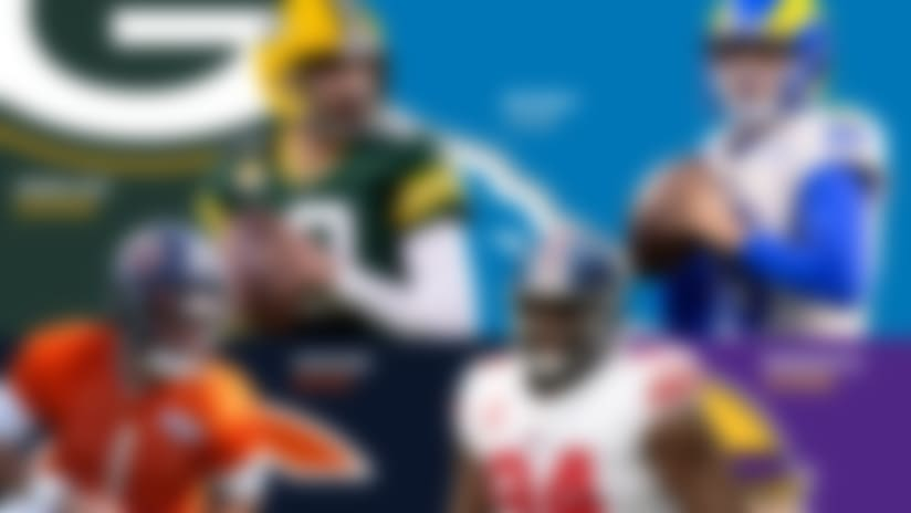 Projecting every NFC North starter