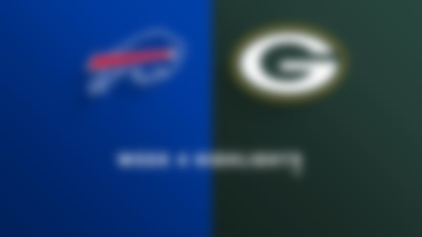 Bills vs. Packers highlights | Week 4