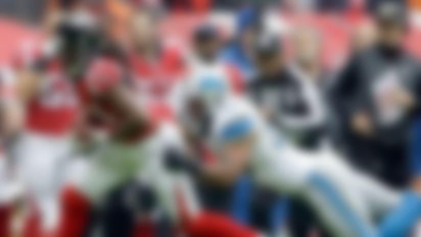 Detroit Lions roar back to shock Atlanta Falcons in London